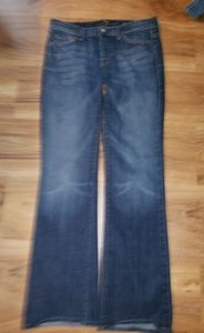 7 For All Mankind BoyCut Button Fly Jeans size 29